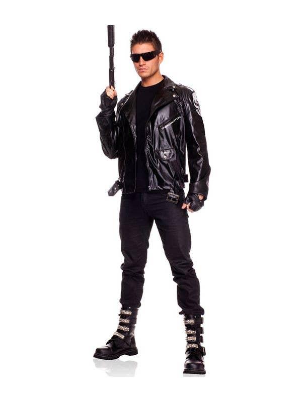 761732b76045 Deluxe Men's The Terminator Costume | MEN'S COSTUMES