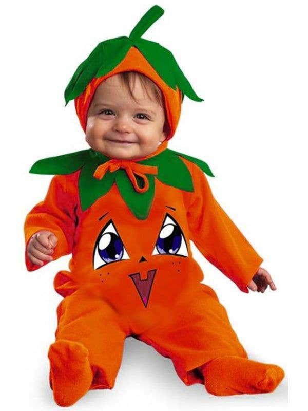 Little Pumpkin Pie Infants Halloween Fancy Dress Costume