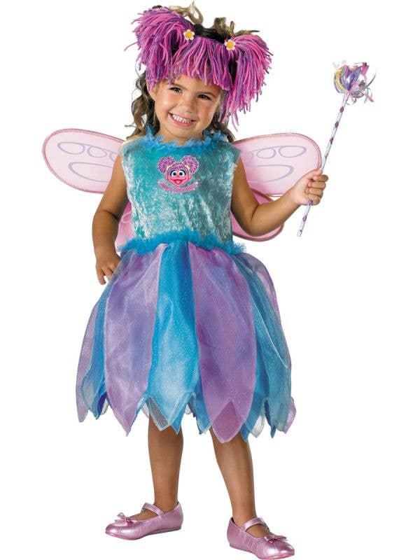 Sesame Street Abby Cadabby Infant and Toddler Girls Costume Main Image
