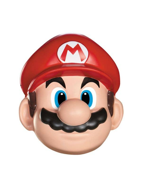 Nintendo Officially Licensed Adult's Super Mario Costume Mask Main Image