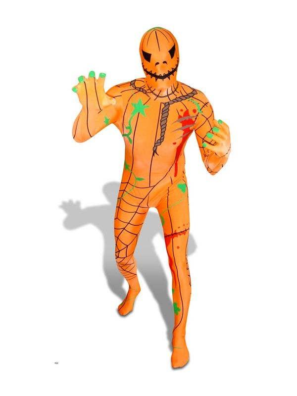 19cb95a481 Pumpkin Morphsuit