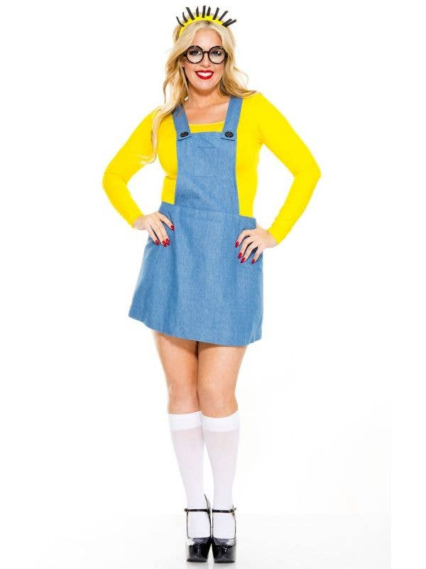 minion plus size costume  sc 1 st  Best formats and cover letters for your business & minion plus size costume - Diving.thexperience.co
