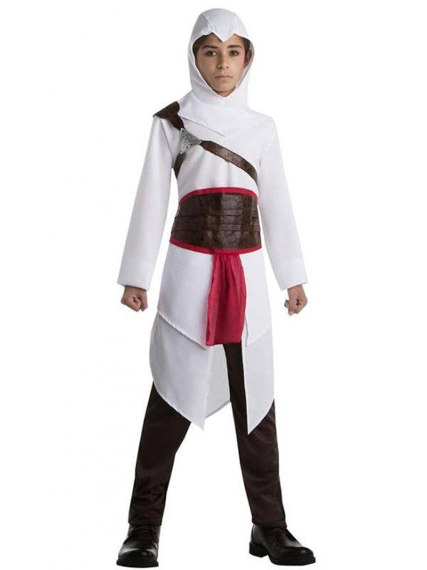 Boy's Teen Altair Assassins Creed Costume Main Image