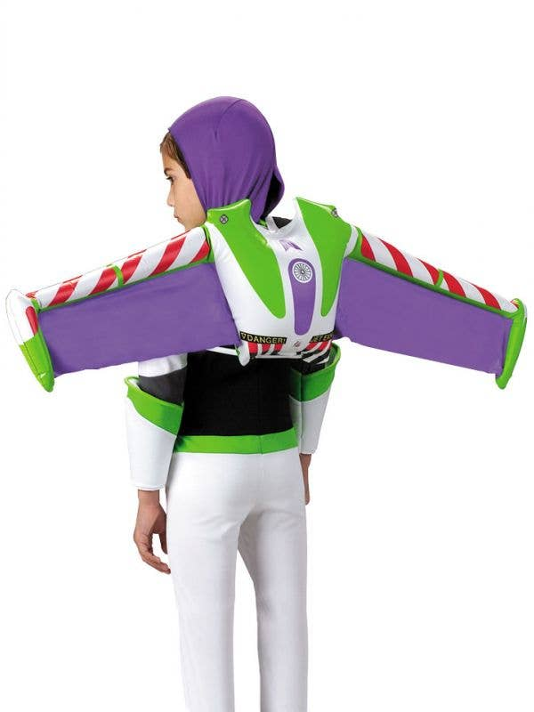 Inflatable Buzz Lightyear Kids Wings
