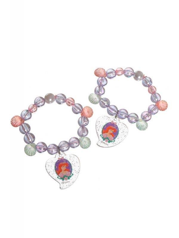 The little mermaid girls bracelet set - Main Image