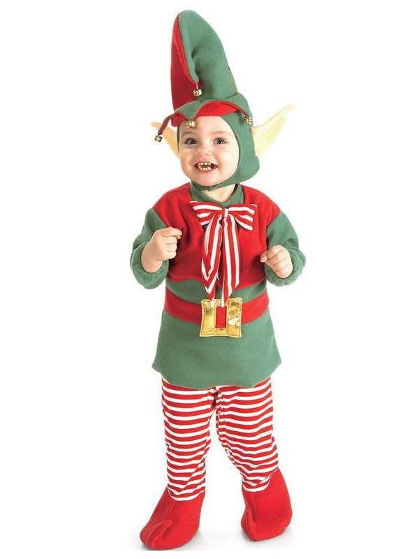 80dc62422f Rubies Infant And Toddler Lil  Christmas Elf Costume