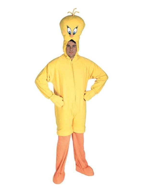 Tweety Bird Looney Tunes Cartoon Character Fancy Dress Costume