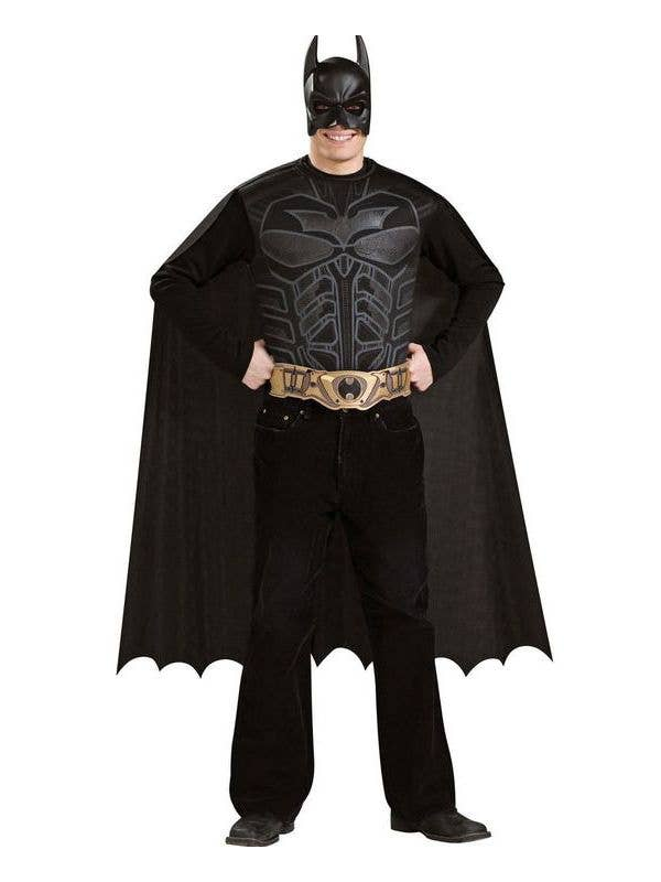 Batman Dark Knight Fancy Dress Costume Adult Accessory Kit
