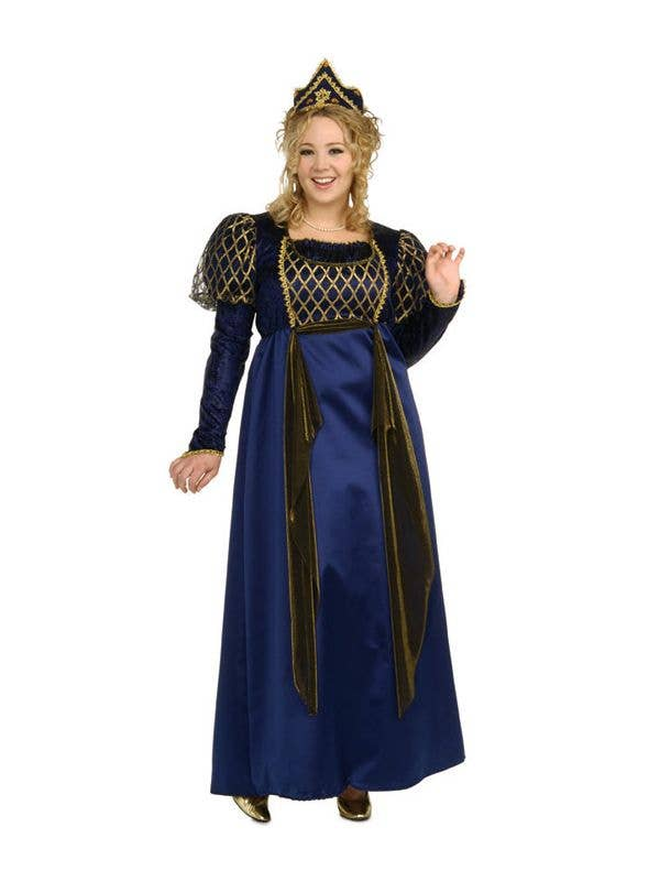 ee207e452c7 Renaissance Queen Plus Size Women s Costume