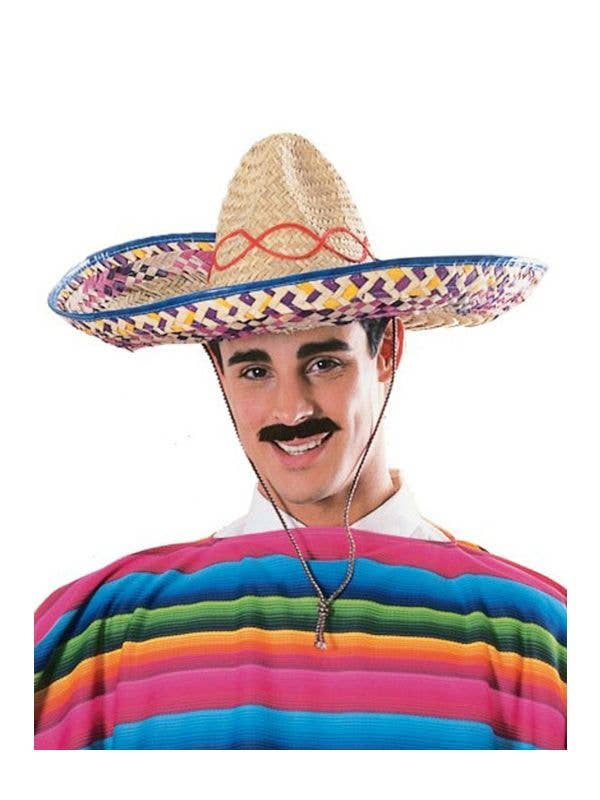 eb173db35273 Adult s Mexican Sombrero Hat