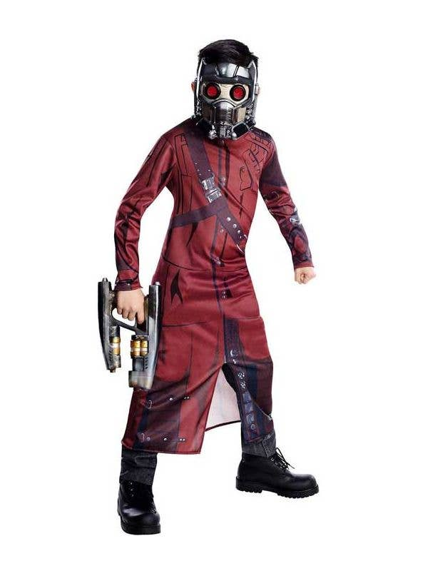 Star Lord Boys Guardians Of The Galaxy Costume Halloween
