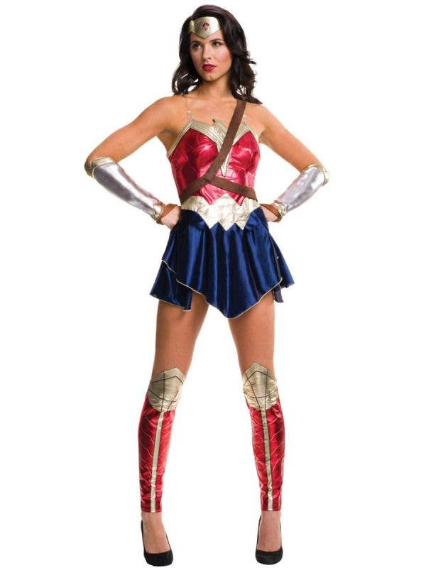 Dawn of Justice Sexy Wonder Woman Costume Main Image