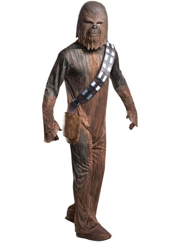 Chewbacca Adult's Fancy Dress Star Wars Costume Main Image