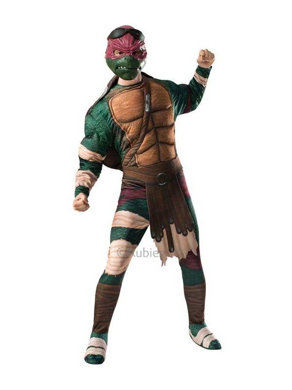 84e7a8c6 Teenage Mutant Ninja Turtles Raphael Costume | Raphael Men's Costume