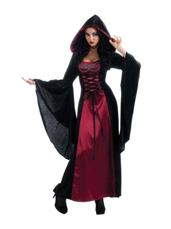 vampire halloween costume gothic enchantress womens sexy costume
