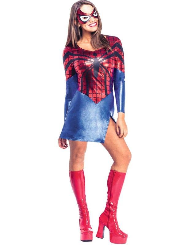 Spidergirl Costume Marvel Universe Officially Licensed Main Image