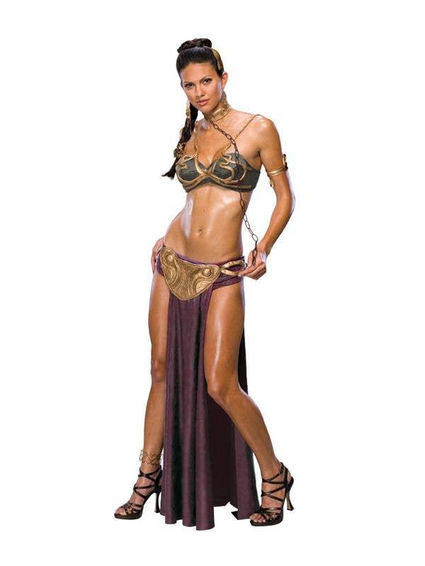8ea115a6bbc Princess Leia Sexy Slave Costume