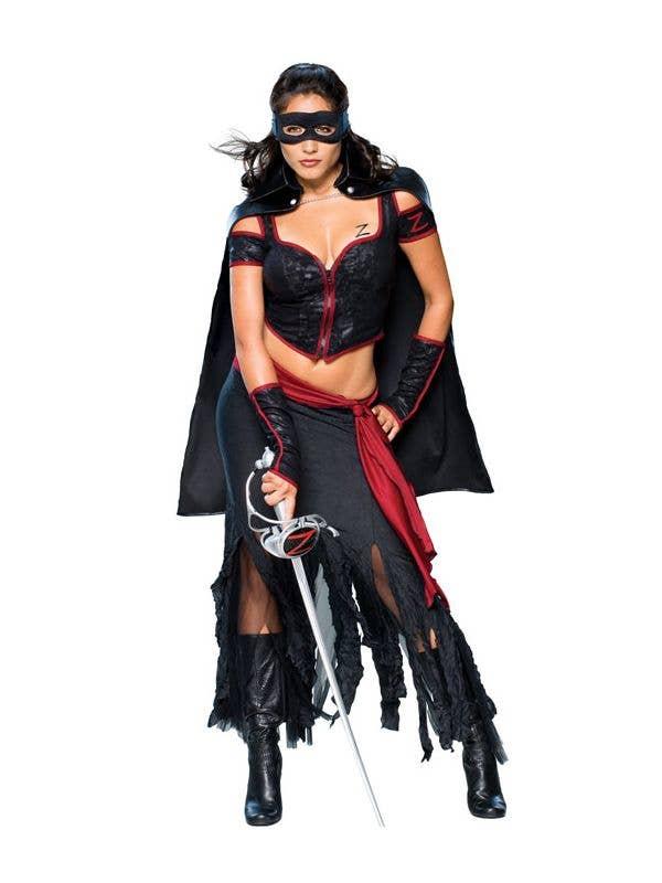 13e9aceda Lady Zorro Sexy Women's Costume, Sexy Zorro Costume