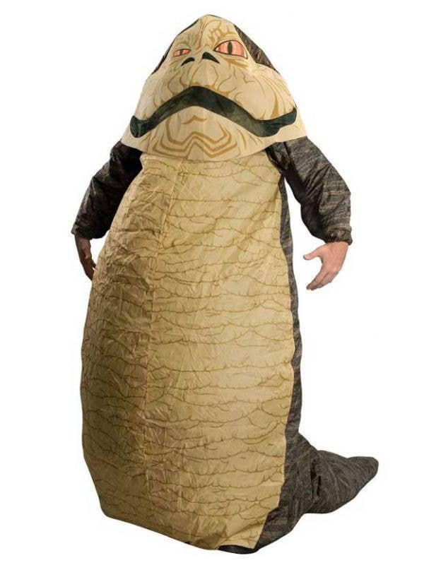 Men's Jabba The Hat Inflatable Star Wars Costume