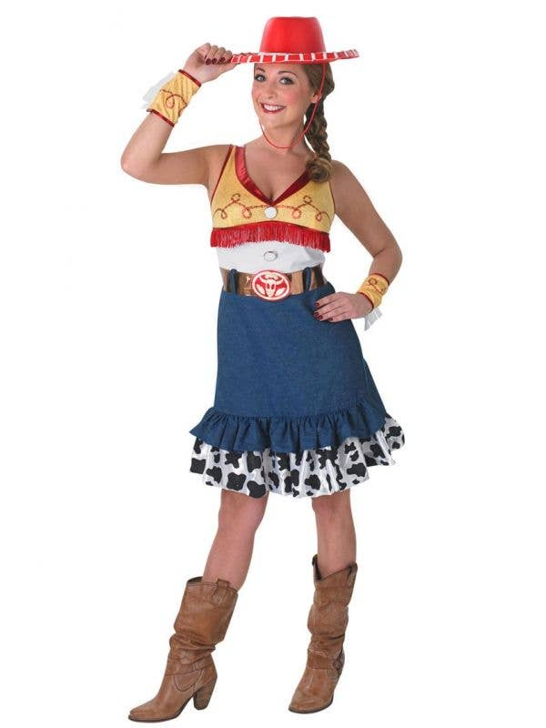 Jessie The Yodeling Cowgirl Women's Toy Story Costume