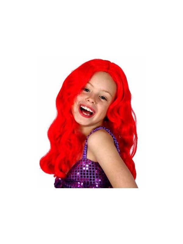 75eee0f60f The Little Mermaid Girls Ariel Wig