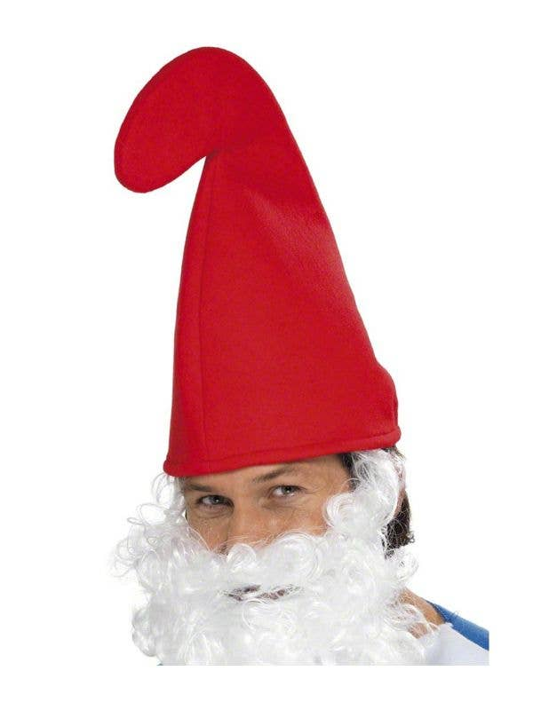 22ae1e132b5 Adult s Red Papa Smurf Hat