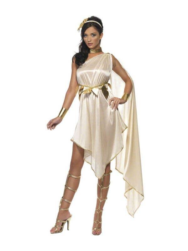 d9aff94d5 Women s Golden Goddess Costume