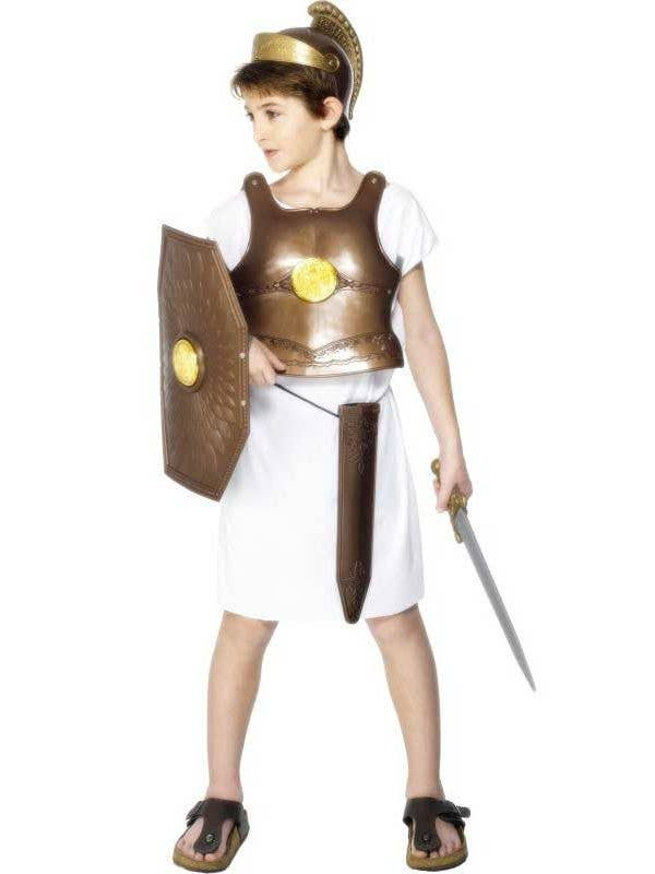 sc 1 st  Heaven Costumes : kids armour costume  - Germanpascual.Com