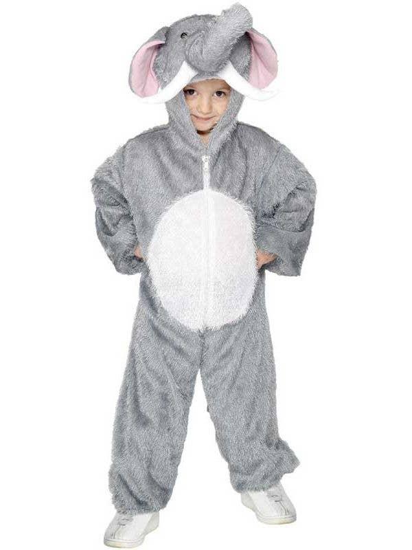 Elephant Kids Fancy Dress Costume  3d41df9b8