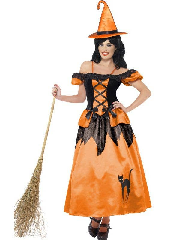 edf1beeba4c Storybook Witch Women's Halloween Costume