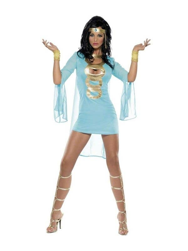 Sexy queen of the nile costume