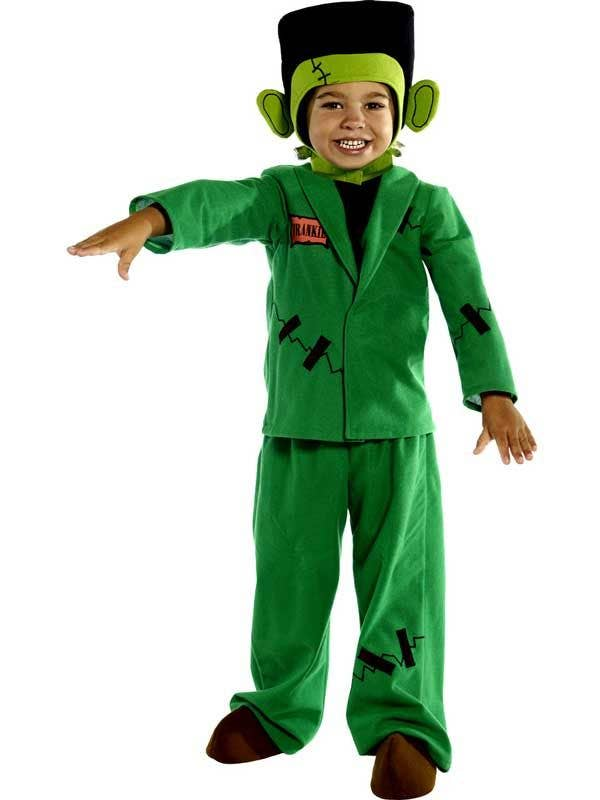Frankie Monster Toddler Halloween Costume