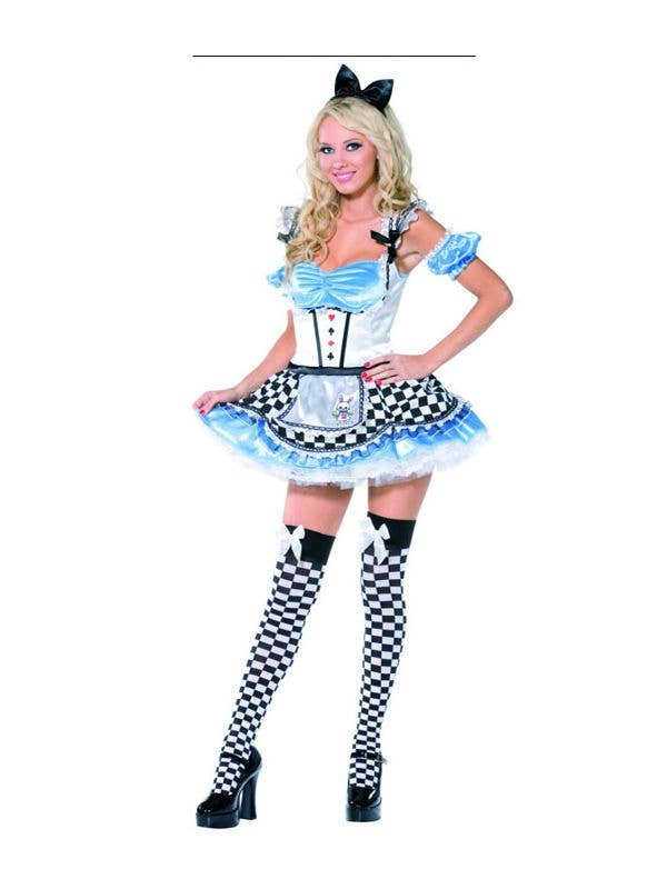Sexy alice and wonderland costumes