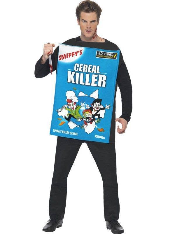 Cereal Killer Men\u0027s Novelty Halloween Costume
