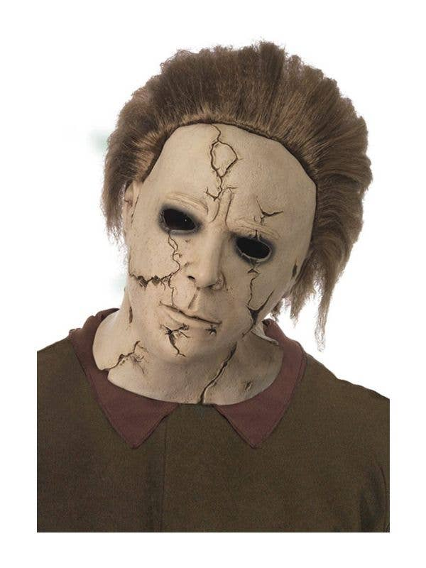 Halloween Michael Myers Costume.Michael Myers Horror Halloween Mask