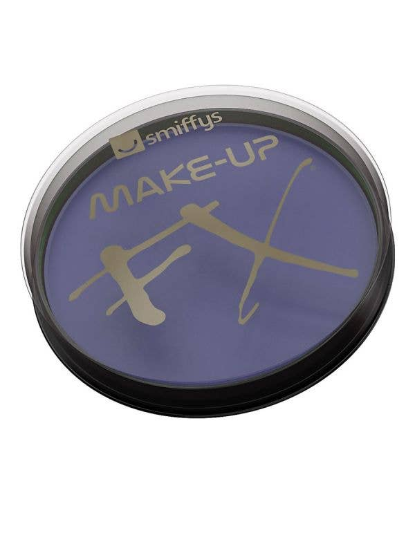 Water Activated Purple Cake Makeup