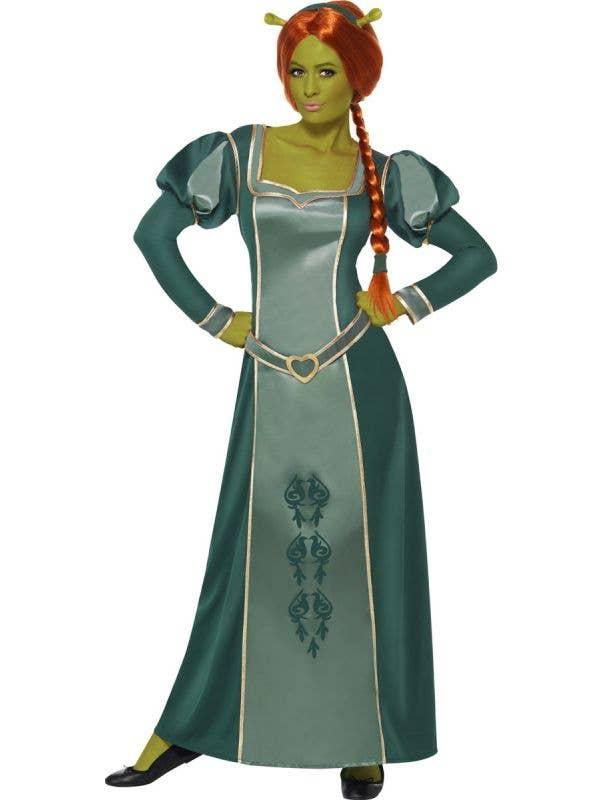 Princess Fiona Women's Shrek Costume Front View