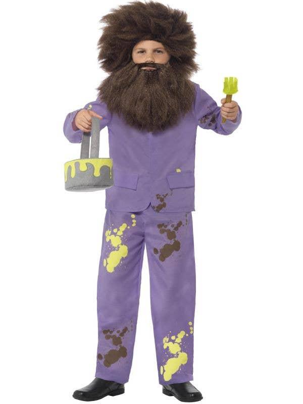 Boys Mr Twit Roald Dahl Book Week Fancy Dress Costume Main Image