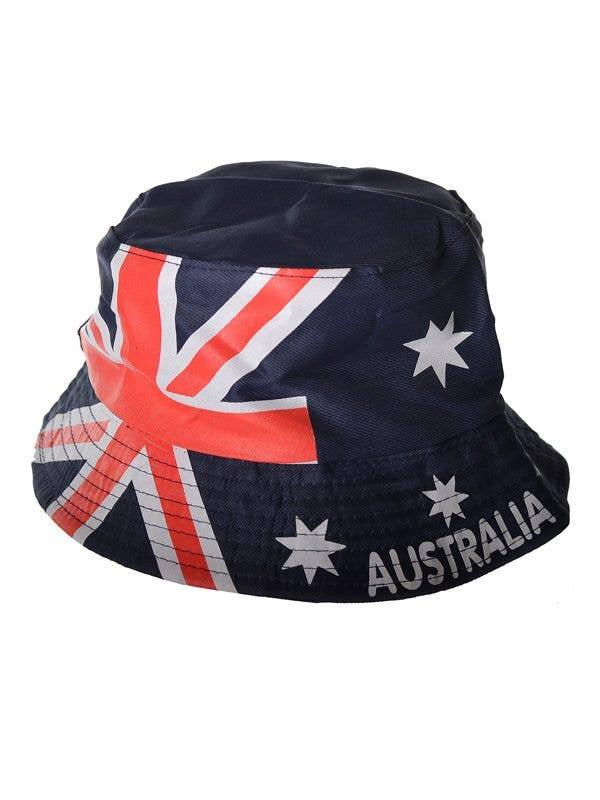Aussie Flag Kids Bucket Hat  b5fde32d4f9f