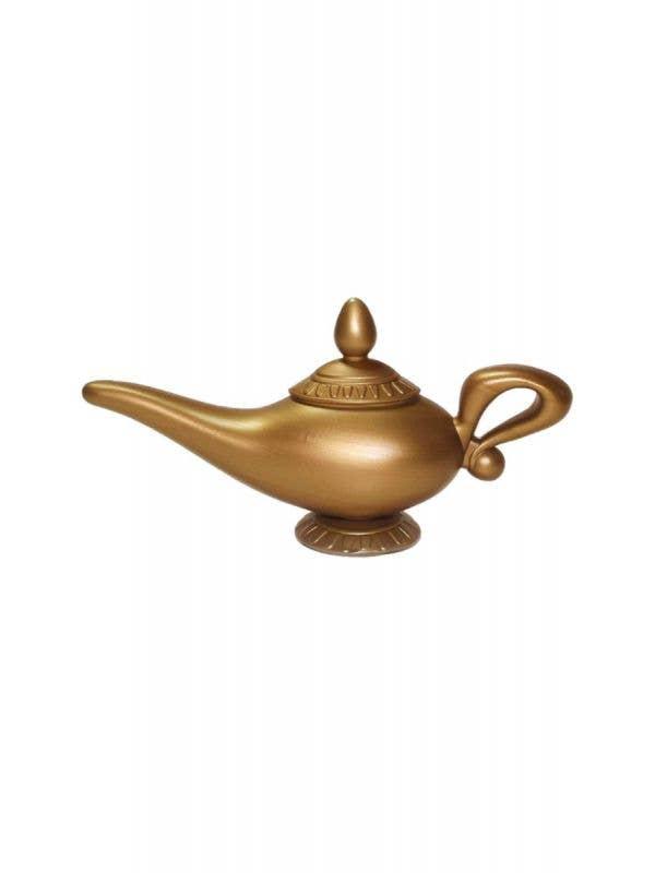 Gold Genie Aladdin Costume Accessory Prop