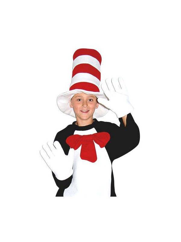 2c4a3c3a Cat In The Hat Costume Kit | Kids Cat In The Hat Accessory Set