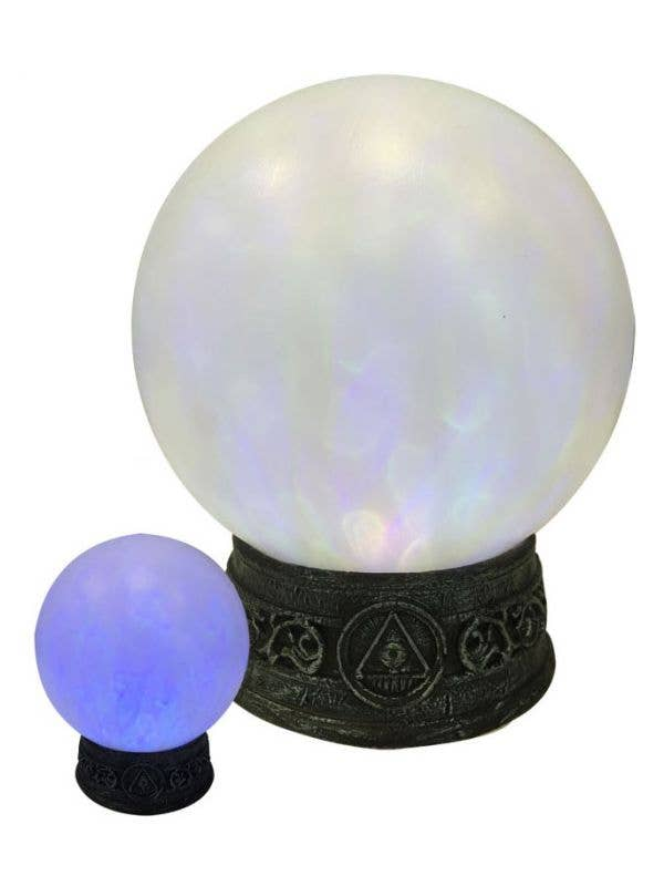 Light Up Gypsy Crystal Ball Costume Prop