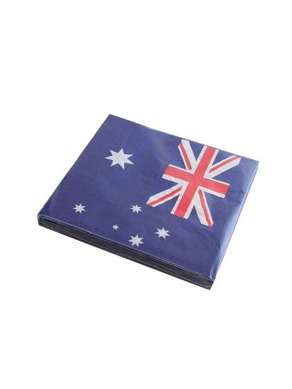 Australia Flag Australia Day Napkin Serviette Pack Party Table Ware