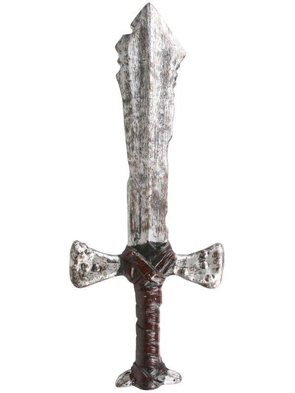 34a0173899d Wide Blade Costume Sword | Stone Age Costume Accessory Weapon
