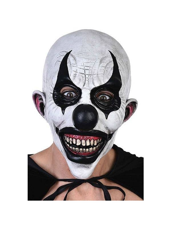 Freckles The Clown Scary Latex Halloween Mask