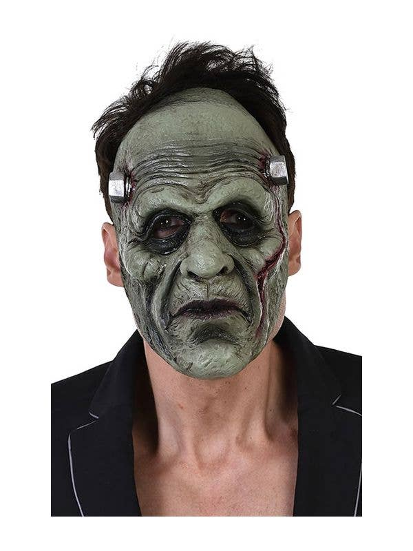 Frankenstein Latex Full Face Horror Mask