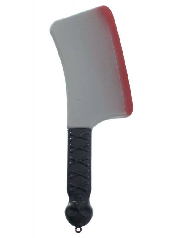 Blood Splattered Meat Cleaver Halloween Costume Accessory main Image