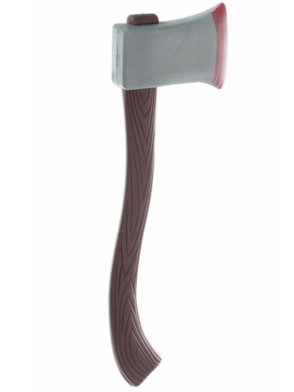 Blood Splatter Halloween Axe Costume Accessory Main Image