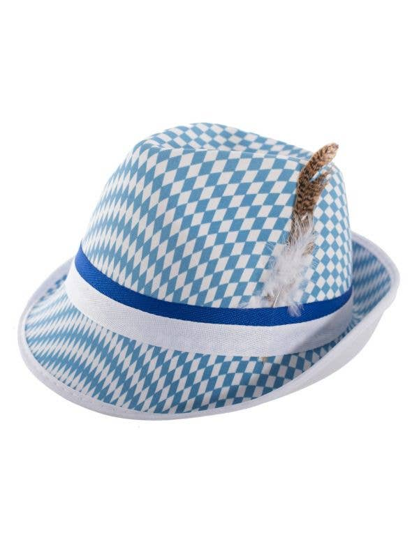 Adult's Bavarian German Hat for Oktoberfest Costume