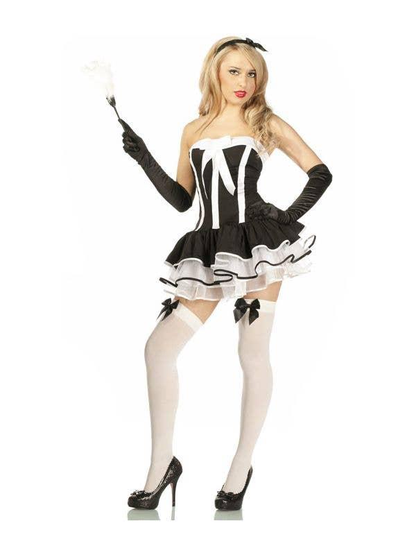 04ec1fce71f TuTu Cute Women s Sexy French Maid Costume